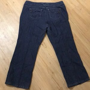 Just My Size Jeans - Like new Just My Size blue denim jeans size 20W.